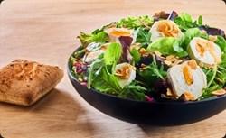 Image de Salade Chèvre-Miel